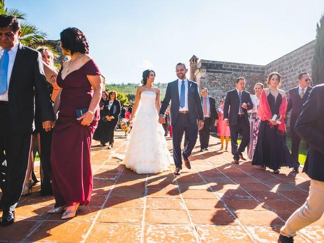 La boda de Mariley y Issac en Zempoala, Hidalgo 32