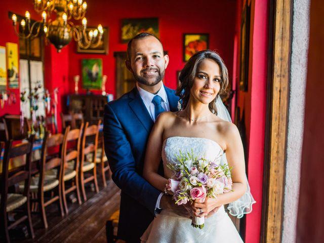 La boda de Mariley y Issac en Zempoala, Hidalgo 35