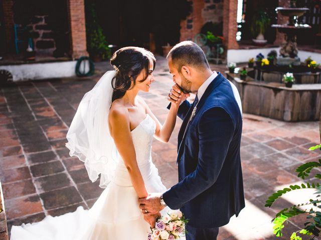 La boda de Mariley y Issac en Zempoala, Hidalgo 1