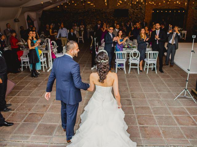 La boda de Mariley y Issac en Zempoala, Hidalgo 40