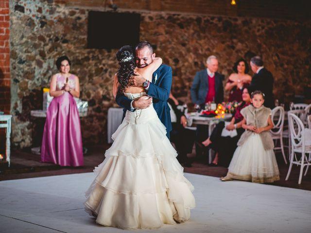 La boda de Mariley y Issac en Zempoala, Hidalgo 44