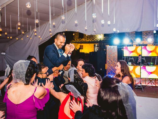 La boda de Mariley y Issac en Zempoala, Hidalgo 52