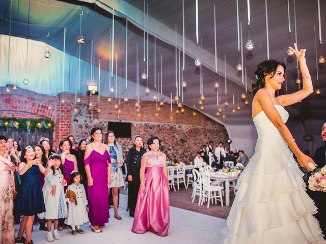 La boda de Mariley y Issac en Zempoala, Hidalgo 53
