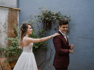 La boda de Nayeli y Rodrigo