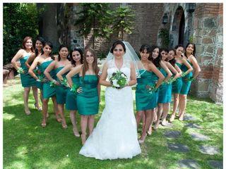 La boda de Lily y Oswaldo 3