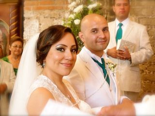 La boda de Lily y Oswaldo