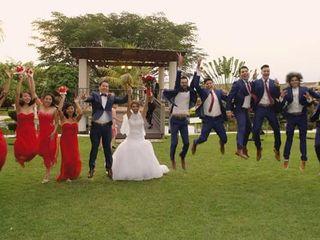 La boda de Araceli y Sergio 1