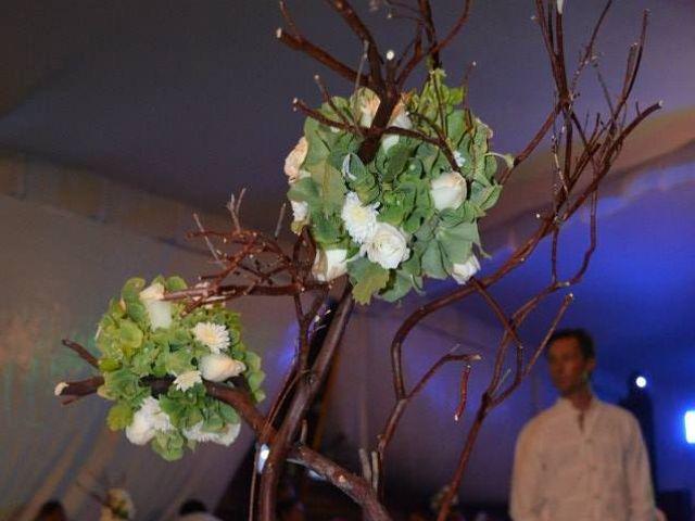 La boda de Oswaldo y Lily en Tepetlaoxtoc, Estado México 8