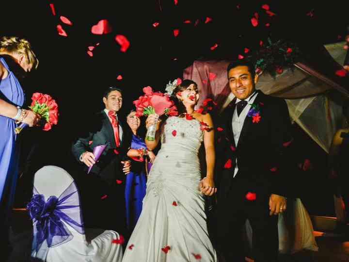 La boda de Kerén y Javier