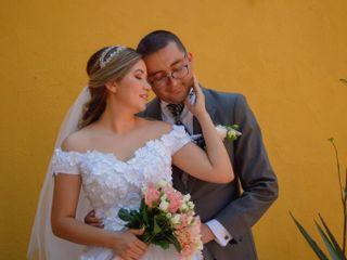 La boda de Diana  y Rubén