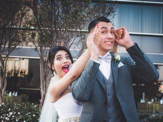 La boda de Myrna y Miguel