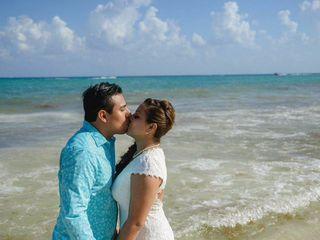 La boda de Kerén y Javier 3
