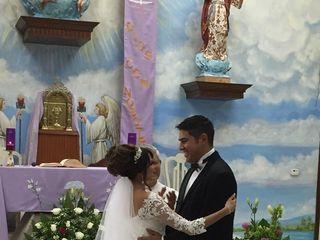 La boda de Jazmin y Alejandro 1