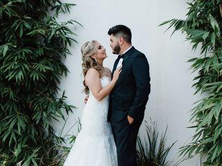 La boda de Iris y Alex