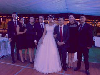 La boda de Abigail y Francisco 1