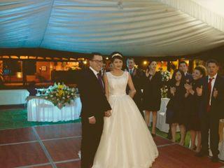 La boda de Abigail y Francisco 2