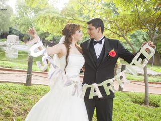 La boda de Erika  y Héctor