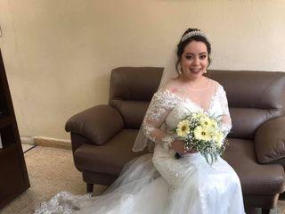 La boda de Aimee  y Didier  1