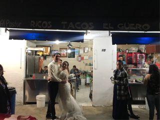La boda de Aimee  y Didier