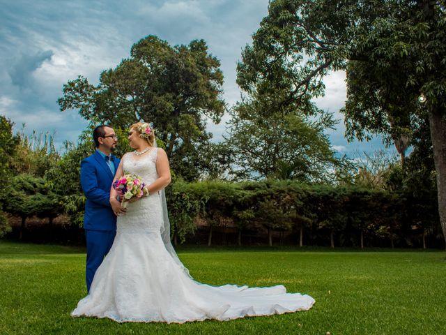 La boda de Liliana y Ramón