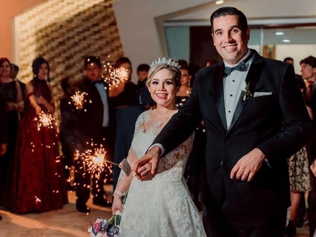 La boda de Nayelli y Ricardo