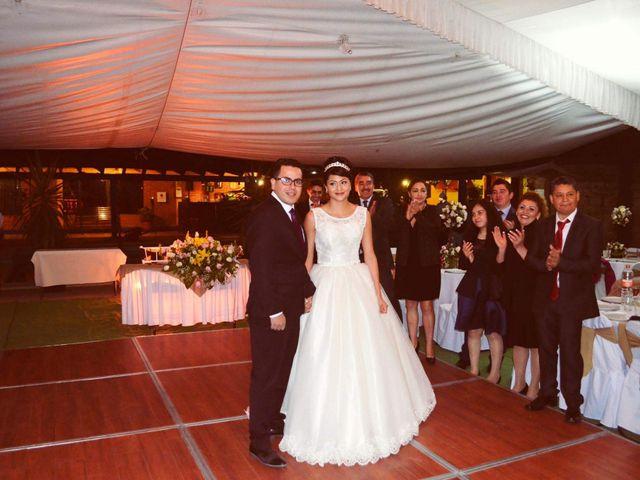 La boda de Abigail y Francisco