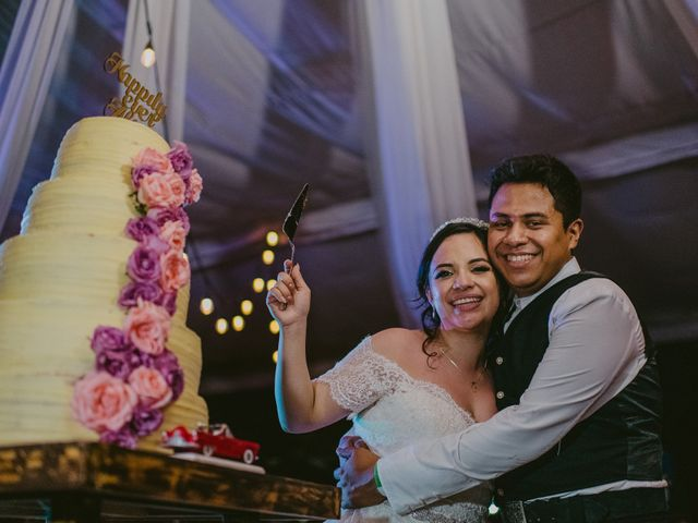 La boda de Mariana y Enrique