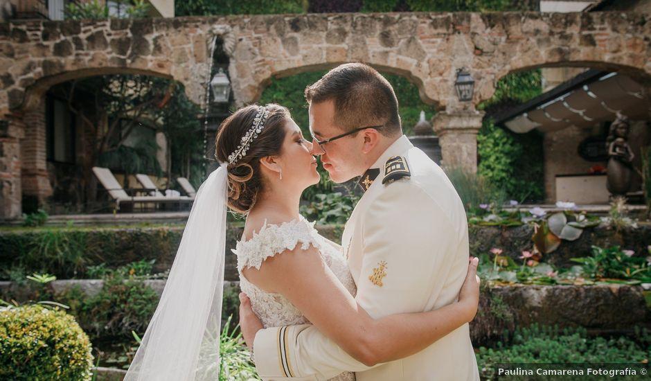 La boda de Iván y Karla en Zapopan, Jalisco