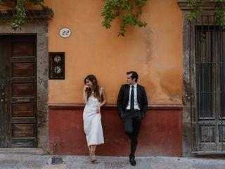 La boda de Karla y Javier 1
