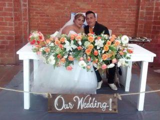 La boda de Ericka y Jaime
