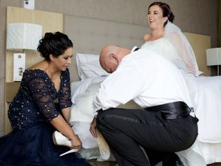 La boda de Gabriela y Luis 2