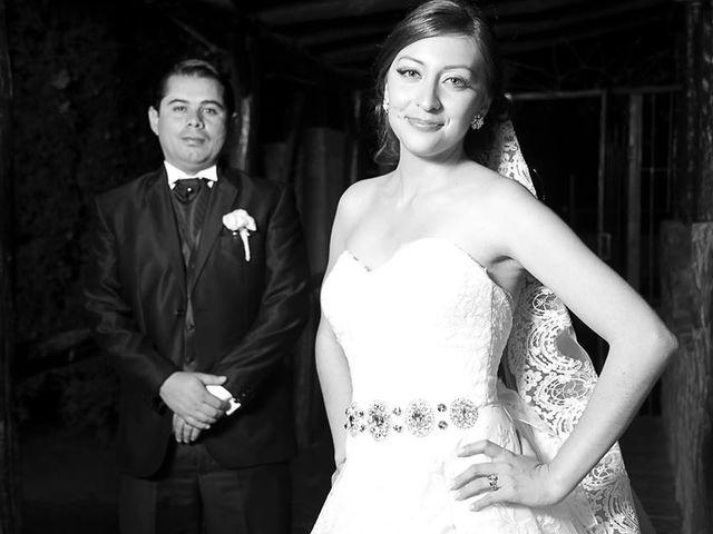 La boda de Paola y Reidezel