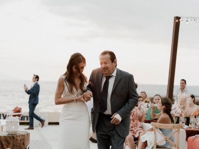 La boda de Javier y Karla en Puerto Vallarta, Jalisco 33