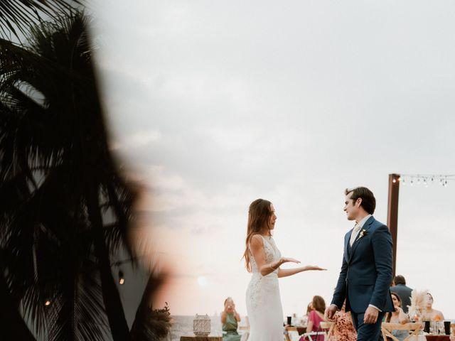 La boda de Javier y Karla en Puerto Vallarta, Jalisco 36