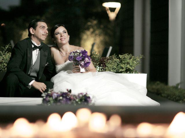 La boda de Gabriela y Luis