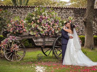 La boda de Brenda y Julio