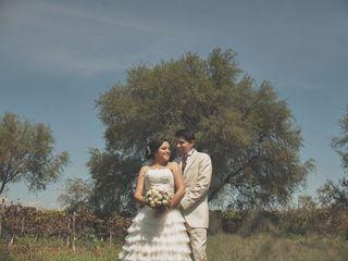 La boda de Rosy y Carlos