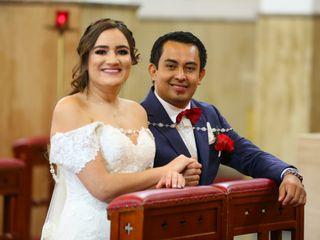 La boda de Violeta y Ivan