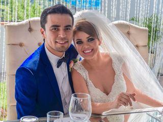 La boda de Mariel y Ricardo