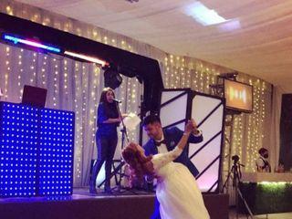 La boda de Omar  y Vianney  1