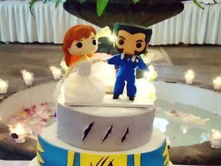 La boda de Omar  y Vianney  2