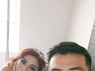 La boda de Omar  y Vianney  3