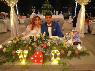 La boda de Omar  y Vianney