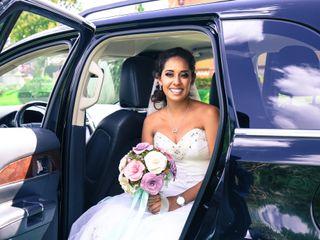 La boda de Angie y J. Luis 1