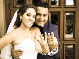 La boda de Angie y J. Luis