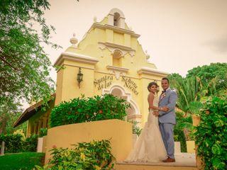 La boda de Vanessa y Carlos