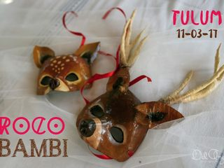 La boda de Bambi y Roco 1