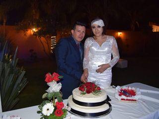 La boda de Sarahi y Gerardo