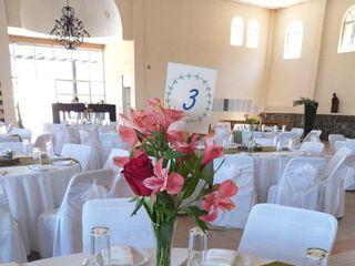 La boda de Karina y Cristian  1