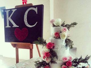 La boda de Karina y Cristian  3